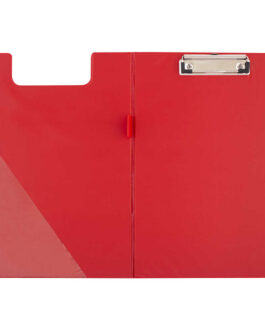 Kirjutusalus A4 D.Rect Kaanega Punane