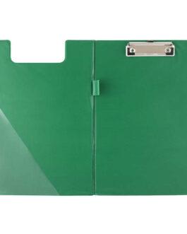 Kirjutusalus A4 D.Rect Kaanega Roheline
