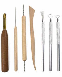 Savivoolimis Tööriistade Komplekt Valik 7tk
