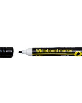 Marker D.Rect 3160 Bt Valgetahvel Black
