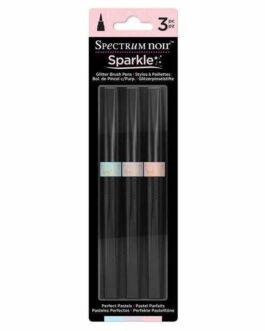 Marker Spectrum Noir Sparkle Perfect Pastels (3tk)