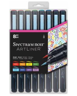 Marker Artliners (8tk) Spectrum Noir