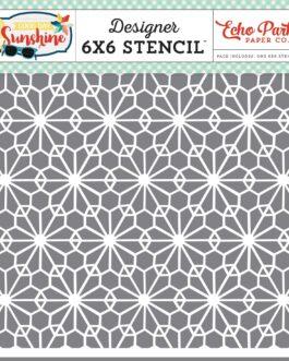 Šabloon ECO PARK Picnic Blanket 15x15cm