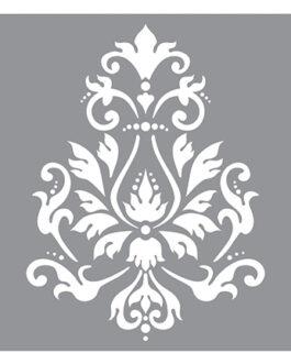 Šabloon AMERICANA DECOR BROKADE MOTIV 30.5×30.5cm